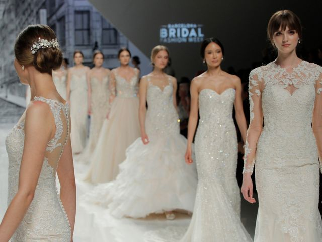 Justin Alexander, vestidos de novia 2017 de estilo clásico renovado