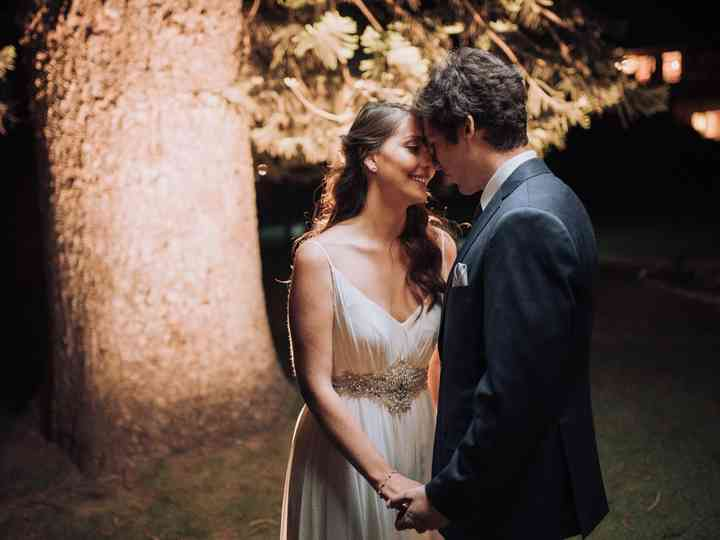 El matrimonio de Piero y Natalia: cuando todo inicia como un amor de verano