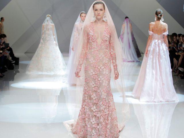 Los vestidos de Naeem Khan para 2017 rompen las reglas