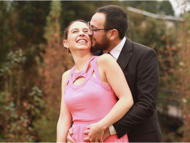 Tiñan su matrimonio de Living Coral, el tono del 2019