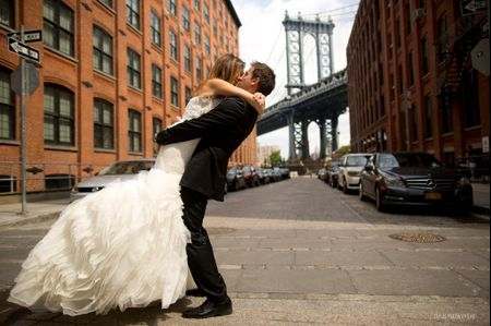 Fotografías de matrimonio en Nueva York: imágenes de ensueño
