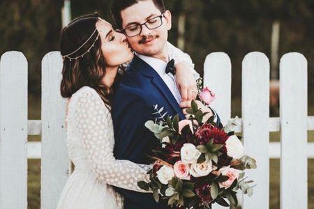 40 ramos de novia con flores silvestres: únicos, delicados y originales