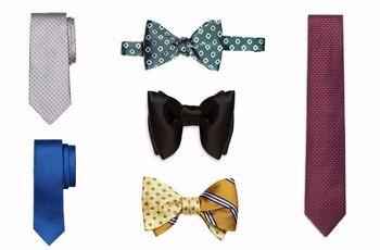 30 corbatas y humitas para los novios más glamurosos
