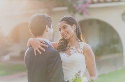 El matrimonio de Patricio y Giovanna: juventud y elegancia