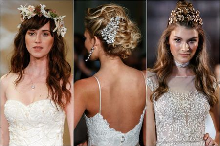 50 complementos de pelo para destacar tu look de novia