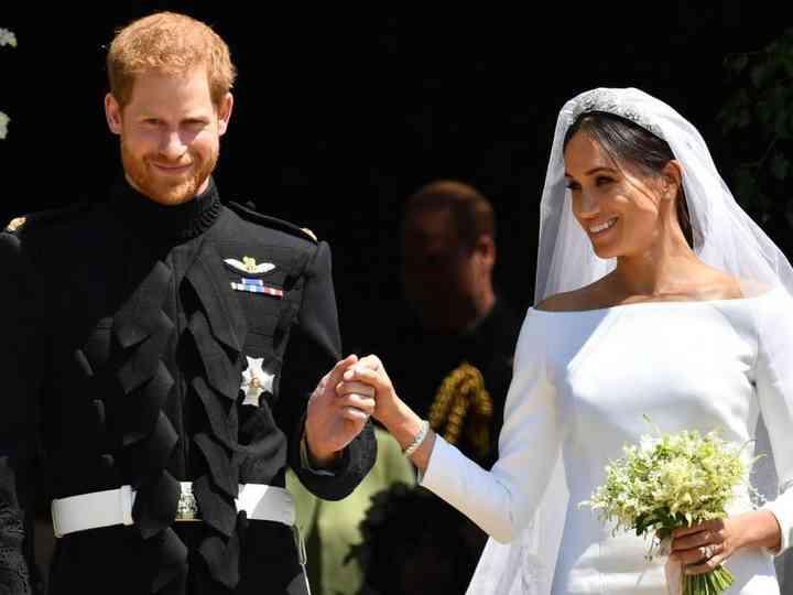 35 Vestidos de novia inspirados en el que usó Meghan Markle en su boda real