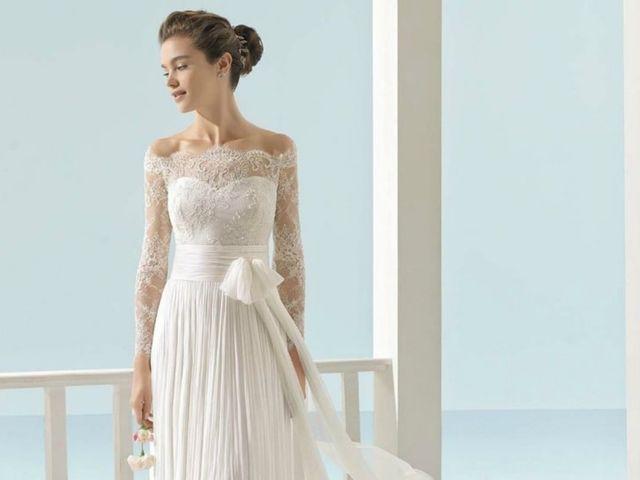 65 vestidos de novia con encaje que te enamorarán