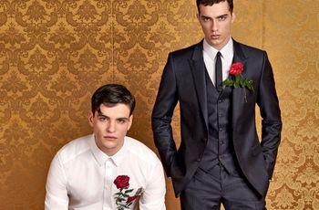 Trajes de novio Dolce & Gabbana 2017: ¡Los modelos que no te puedes perder!