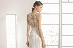 ¡Descubre la maravillosa colección de vestidos de novia Rosa Clará Soft 2017!