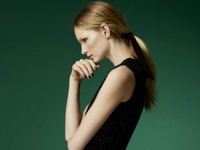 30 vestidos de fiesta en negro: irresistible seducción