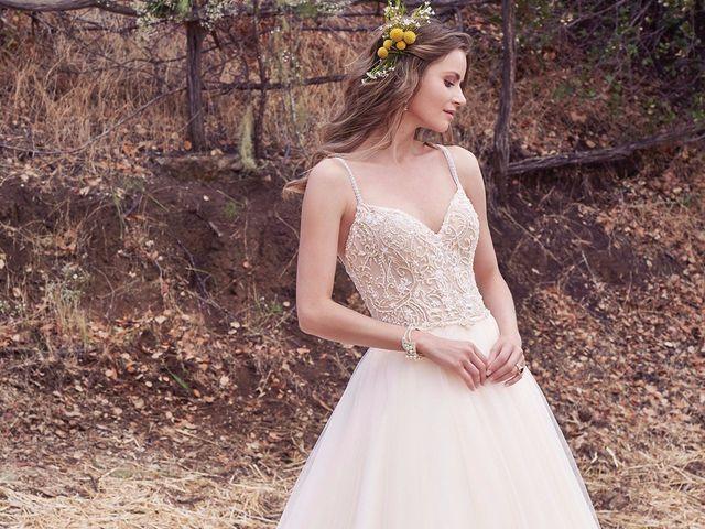 Vestidos de novia Maggie Sottero 2018: elegancia y feminidad