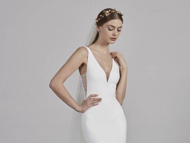 60 vestidos de novia ideales para estilizar la figura