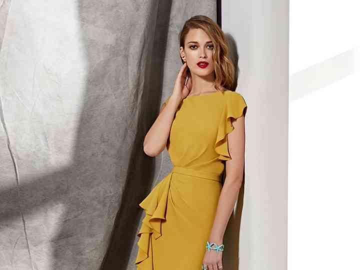 Resultado de imagen para fashion mostaza noche