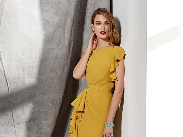 Modelos de vestidos para ir a una fiesta