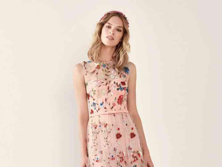 Buscas Vestidos De Novia Para El Civil De Color 90 Modelos