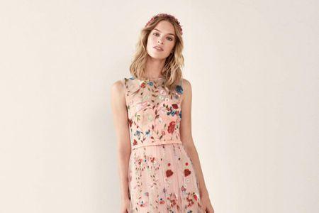 ¿Buscas vestidos de novia para el civil de color?: 90 modelos para inspirarte