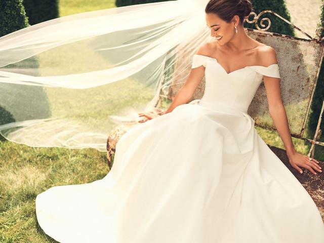 Conoce las novedades para novias 2020 y 2021 de David's Bridal