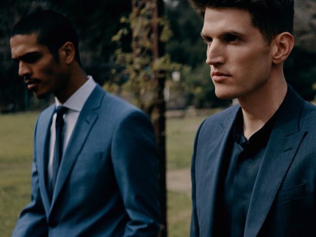 Hugo Boss para novios 2020-2021: versatilidad y estilo