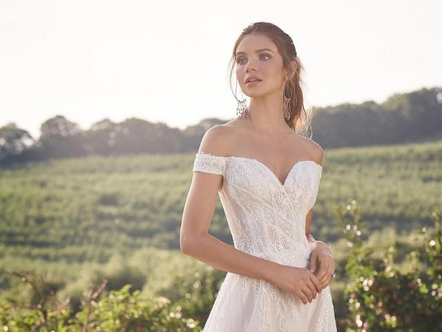 Saca suspiros con los vestidos de novia de Lillian West 2020
