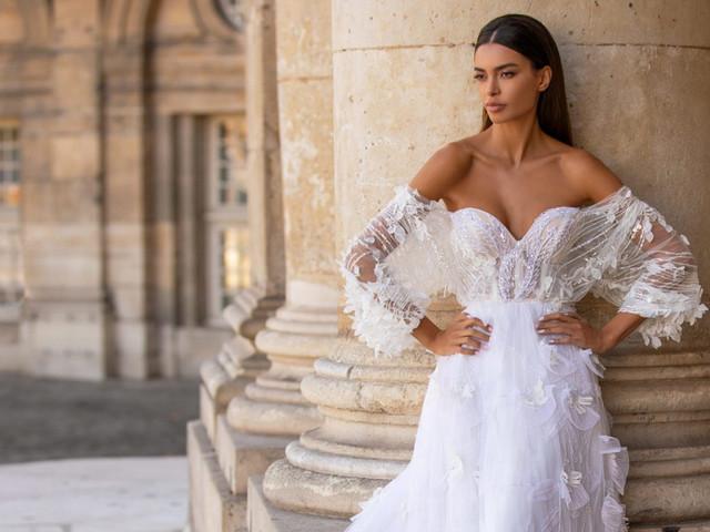 ¡Conoce los espectaculares vestidos de novia de Milla Nova by Lorenzo Rossi!