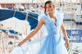 Vestidos de Fiesta de Pronovias 2021: la elegancia como protagonista