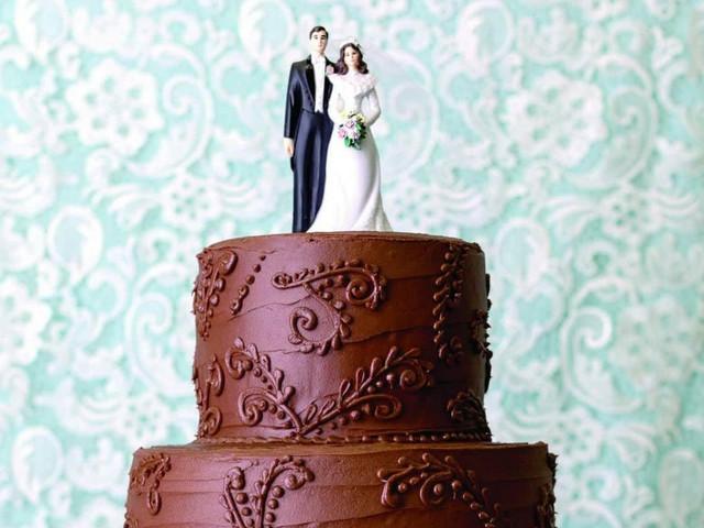 10 tortas de matrimonio de chocolate: ¡elijan su favorita!