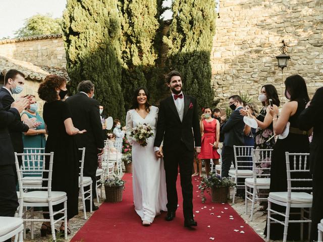 ¿Cómo son los nuevos matrimonios en el extranjero? ¡El amor sigue adelante!