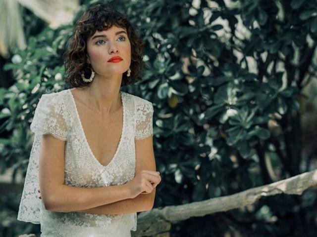 7 detalles románticos para vestidos de novias