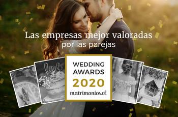 ¡Conozcan a los ganadores de los Wedding Awards 2020 de Matrimonios.cl!
