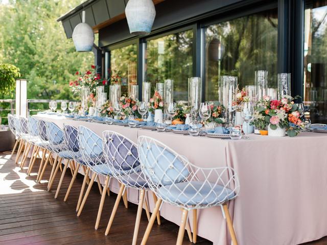 Los 10 mejores restaurantes de matrimonio en Santiago