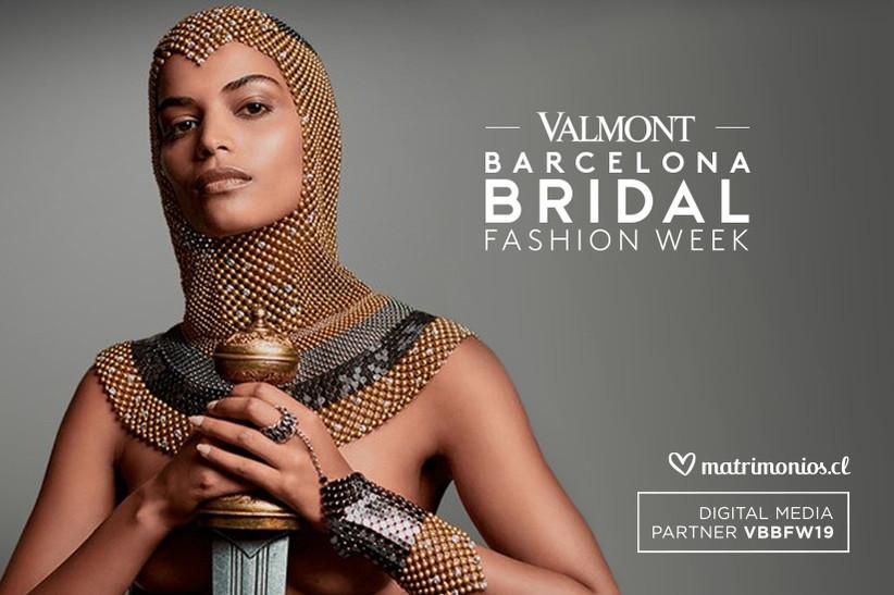 f93ce6816 Barcelona se viste una vez más de gala para recibir a lo más alto del mundo  nupcial en la 29º edición de la Valmont Barcelona Bridal Fashion Week.