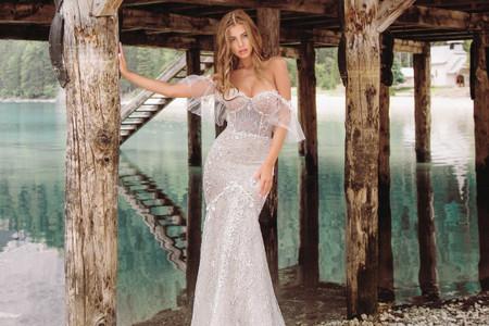 Vestidos de novia Macarena Palma 2019: moda nupcial hecha en Chile