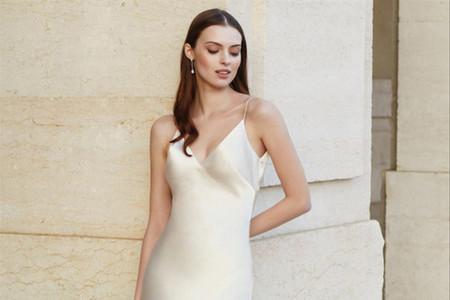 8 estilos de vestidos de novia para una ceremonia íntima. ¡Un look instagrameable y seguro!