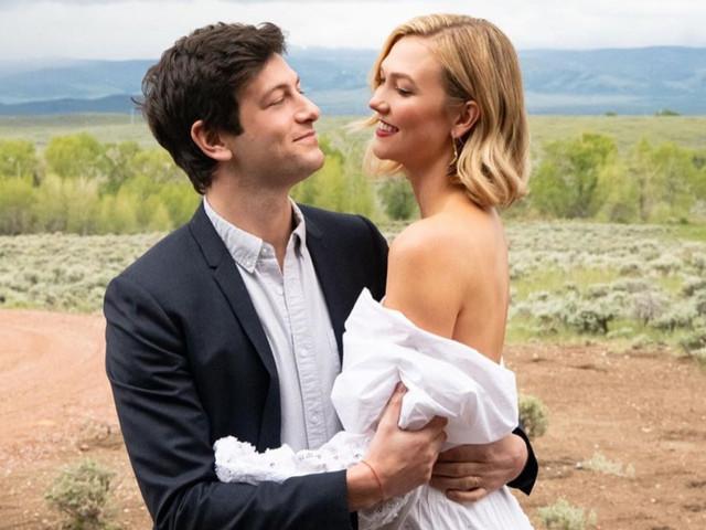 ¡Karlie Kloss y Joshua Kushner celebran su segunda fiesta de matrimonio!