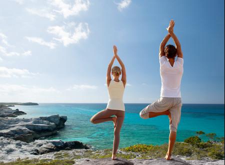 ¿Listos para decir sí a un nuevo hábito?: 6 beneficios del yoga en la cuenta regresiva al matrimonio