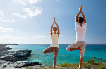 6 beneficios del yoga en la cuenta regresiva al matrimonio