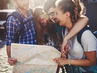 Buddymoon: un viaje para compartir con los amigos