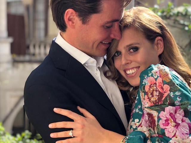¡Nueva boda real en Inglaterra! Beatriz de York está comprometida