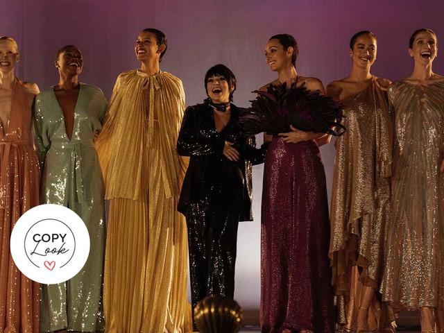 Copy look: Los vestidos de la serie Halston que hoy puedes usar de inspiración