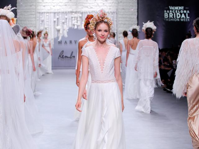 Marylise & Rembo Styling 2020: vestidos de novia que apuestan por la belleza natural