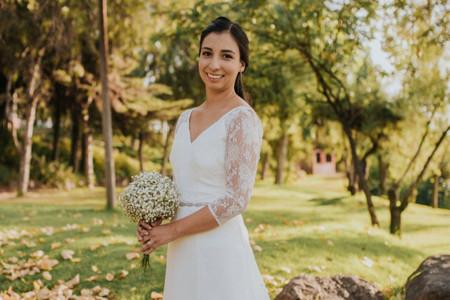 6 ramos de novia pequeños para acompañar tu camino al altar