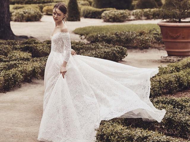 Vestidos de novia románticos para enamorar en tu matrimonio