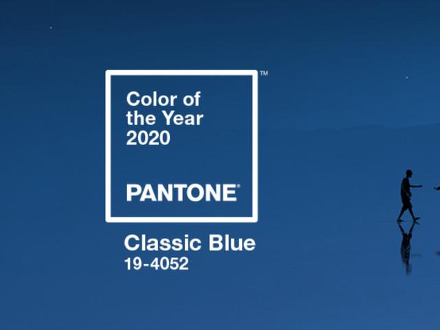 Classic Blue: Pantone anuncia el color del 2020