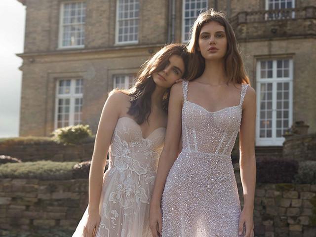 Galia Lahav 2021: vestidos de novia que hipnotizan con la riqueza de sus texturas