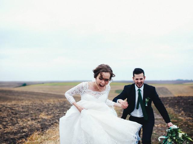Cómo controlar la transpiración el día del matrimonio