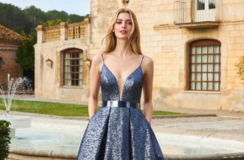 Vestidos de fiesta St. Patrick 2021: la elegancia de diseños atemporales