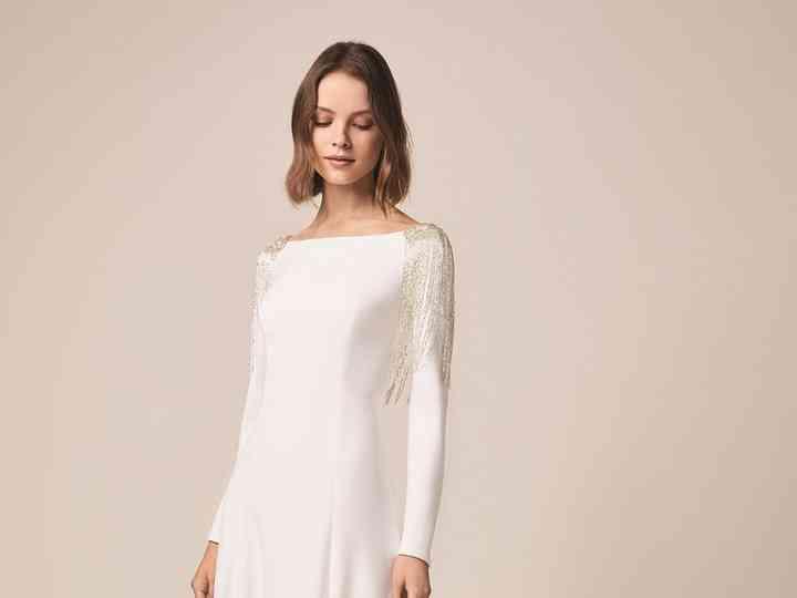 5 características que hacen que un vestido de novia sea elegante