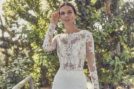 Vestidos de novia Ronald Joyce 2020: detalles que hacen la diferencia
