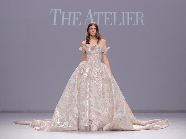 The Atelier 2020: vestidos de novia en un mundo de fantasía