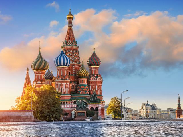 Visita Rusia en tu viaje de novios